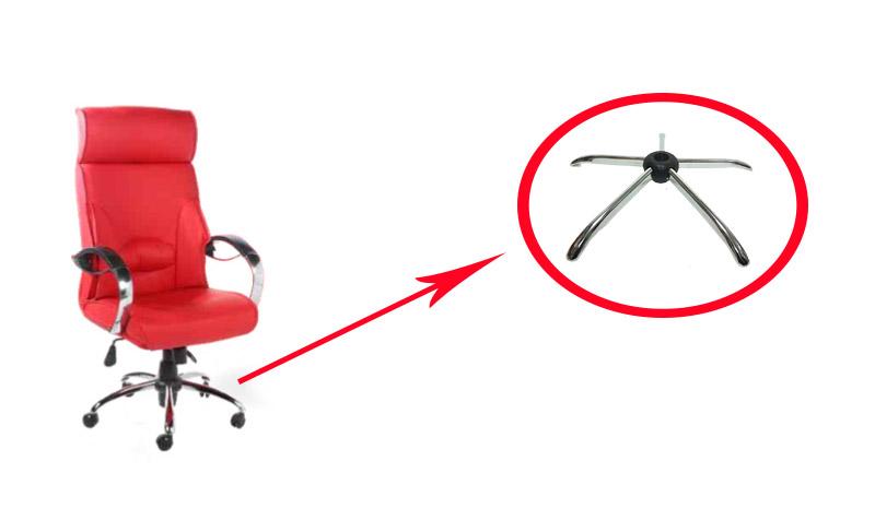 خرید پایه صندلی اداری